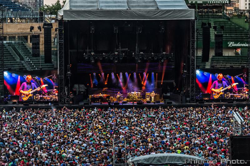Phish, Wrigley Field, Chicago June24,2016_PhiercePhoto-_PRC4464-Edit