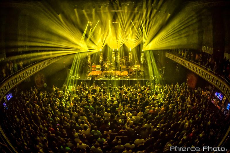 Umphreys McGee, Tabernacle, Atlanta, Goergia, Jan. 13, 2016_Phierce Photo-_PRC4636-Edit
