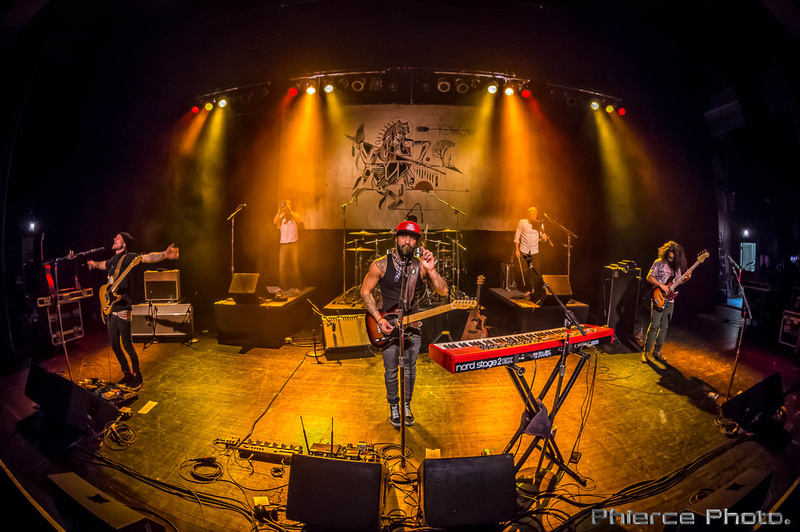 Nahko, Old National Centre, Jan. 29, 2017_Phierce Photo--5