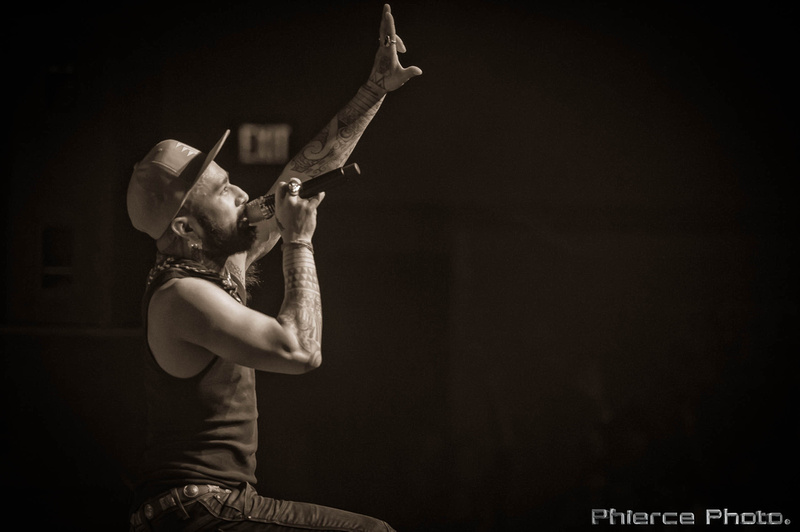 Nahko, Old National Centre, Jan. 29, 2017_Phierce Photo--12
