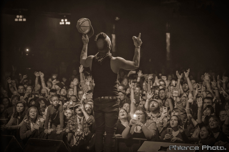 Nahko, Old National Centre, Jan. 29, 2017_Phierce Photo--23