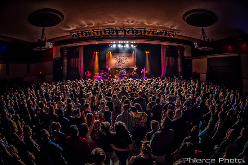 Nahko, Old National Centre, Jan. 29, 2017_Phierce Photo-