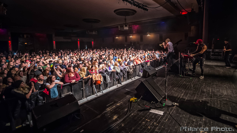 Nahko, Old National Centre, Jan. 29, 2017_Phierce Photo-2