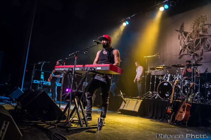 Nahko, Old National Centre, Jan. 29, 2017_Phierce Photo-6791