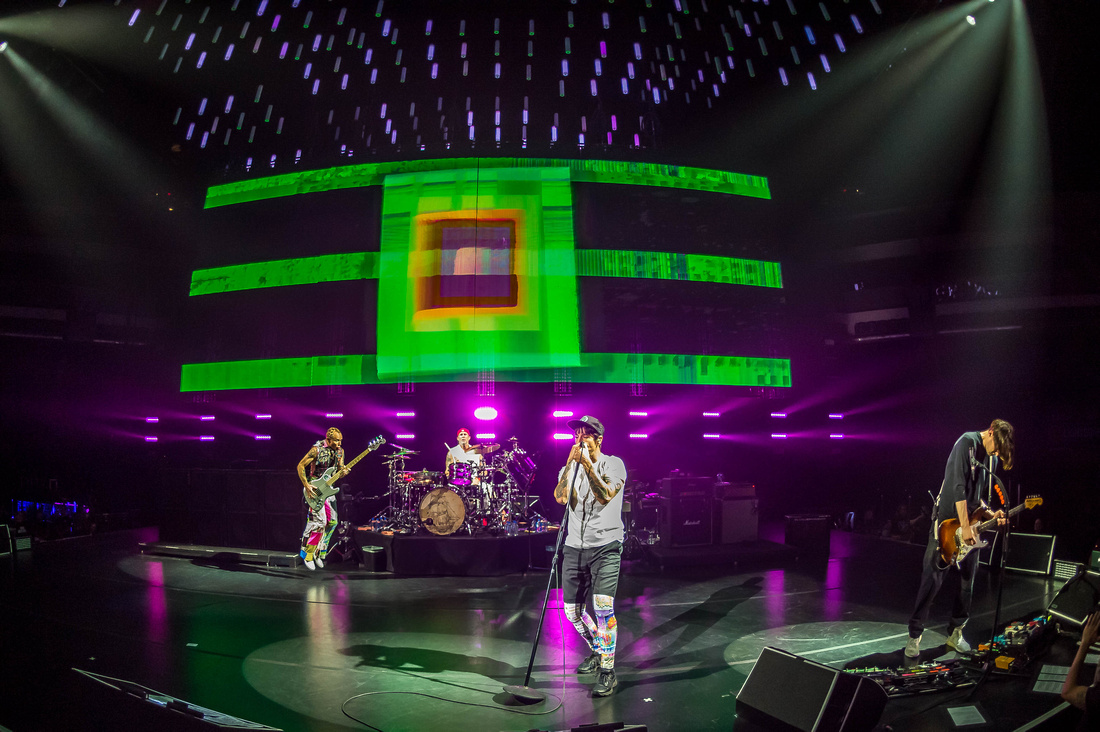 Red Hot Chili Peppers, Indianapolis, Indiana,May 18, 2017_Phierce Photo-_PRC0316-2