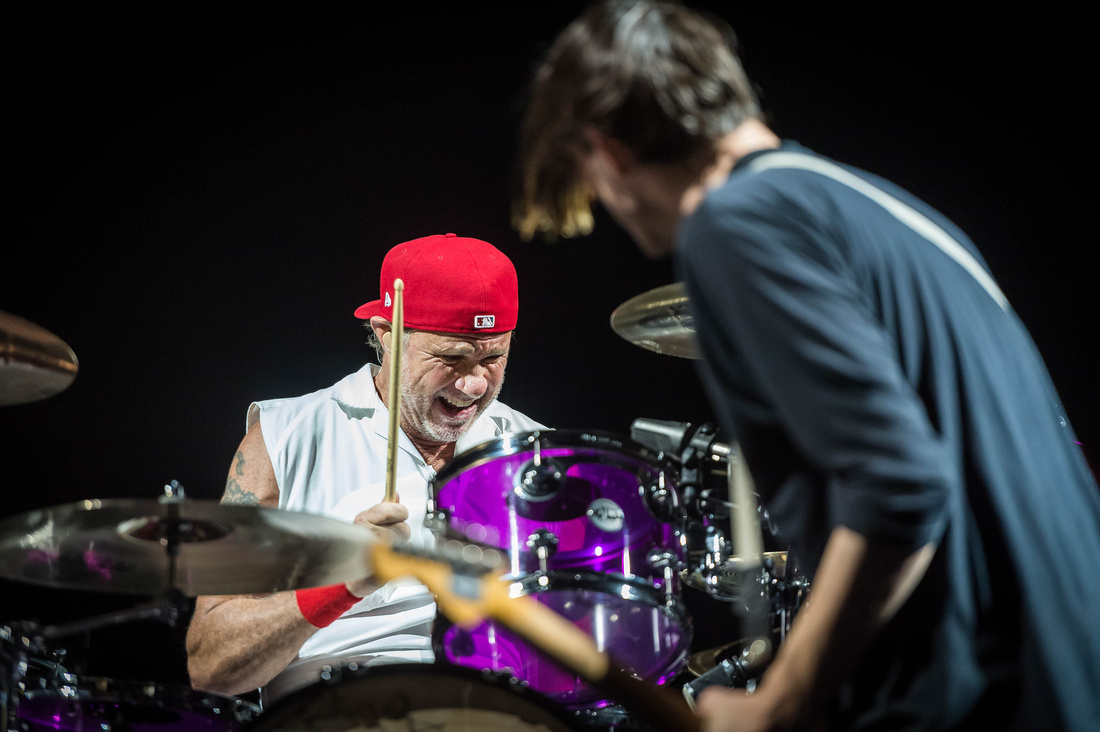 Red Hot Chili Peppers, Indianapolis, Indiana,May 18, 2017_Phierce Photo-_PRC0328