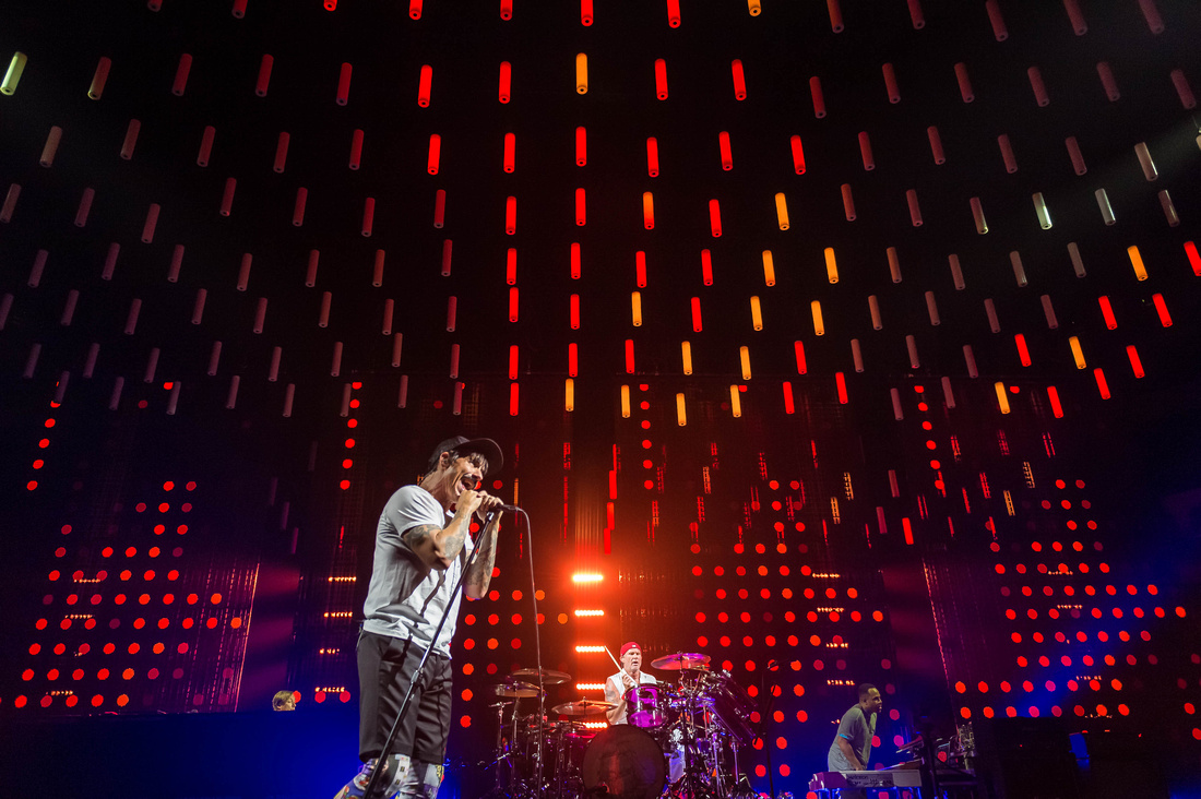 Red Hot Chili Peppers, Indianapolis, Indiana,May 18, 2017_Phierce Photo-_PRC0410