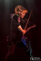 Lindsey Stirling - The Murat - Indianapolis, Indiana - FX Media Solutions/©Phierce Photography by Keith Griner - 2014