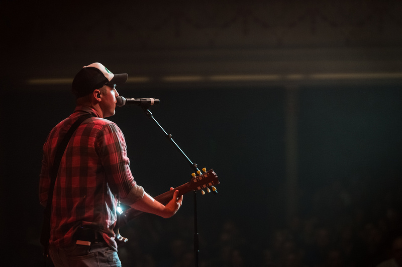 Travis Denning_@Darius & Friends_photo by Keith Griner 0D5_4191