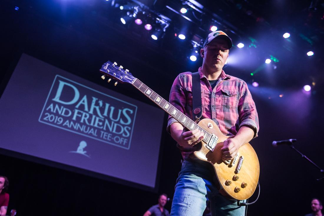 Travis Denning_@Darius & Friends_photo by Keith Griner 0D5_4437