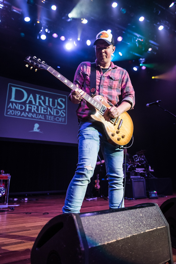Travis Denning_@Darius & Friends_photo by Keith Griner 0D5_4452