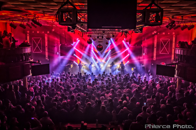 Greensky Bluegrass, Vogue, Indy, Jan. 12, 2016_Phierce Photo-_PRC4168-Edit