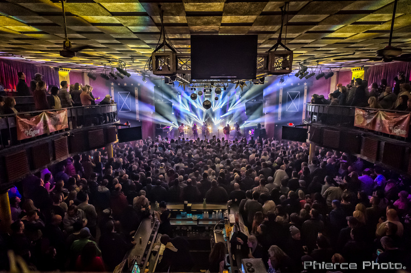 Greensky Bluegrass, Vogue, Indy, Jan. 12, 2016_Phierce Photo-_PRC4193-Edit