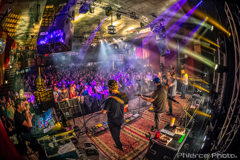 Greensky Bluegrass, Vogue, Indy, Jan. 12, 2016_Phierce Photo-_PRC4231-Edit