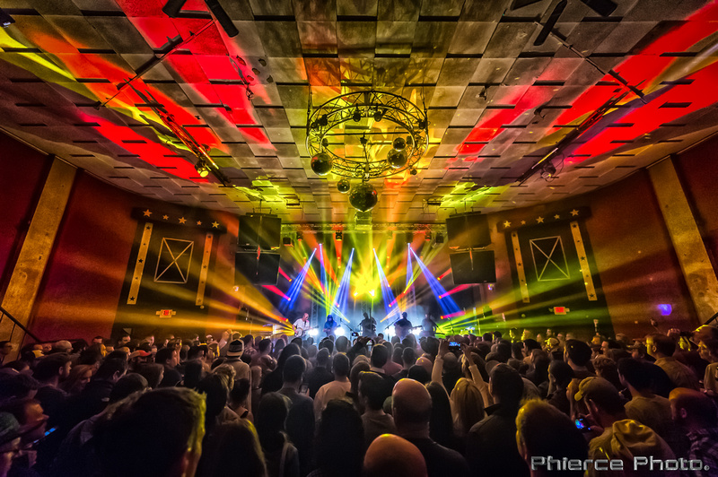 Greensky Bluegrass, Vogue, Indy, Jan. 12, 2016_Phierce Photo-_PRC4317-Edit