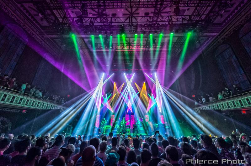 Umphreys McGee, Tabernacle, Atlanta, Goergia, Jan. 14, 2017_Phierce Photo-_PRC5343-Edit