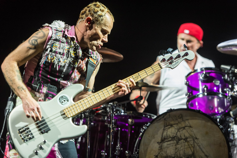 Red Hot Chili Peppers, Indianapolis, Indiana,May 18, 2017_Phierce Photo-_PRC0306
