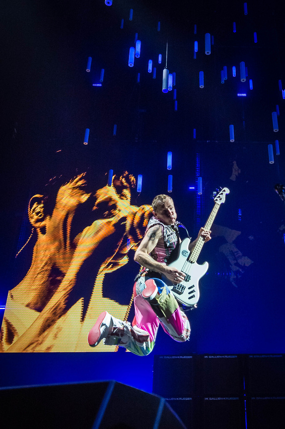 Red Hot Chili Peppers, Indianapolis, Indiana,May 18, 2017_Phierce Photo-_PRC0417-2