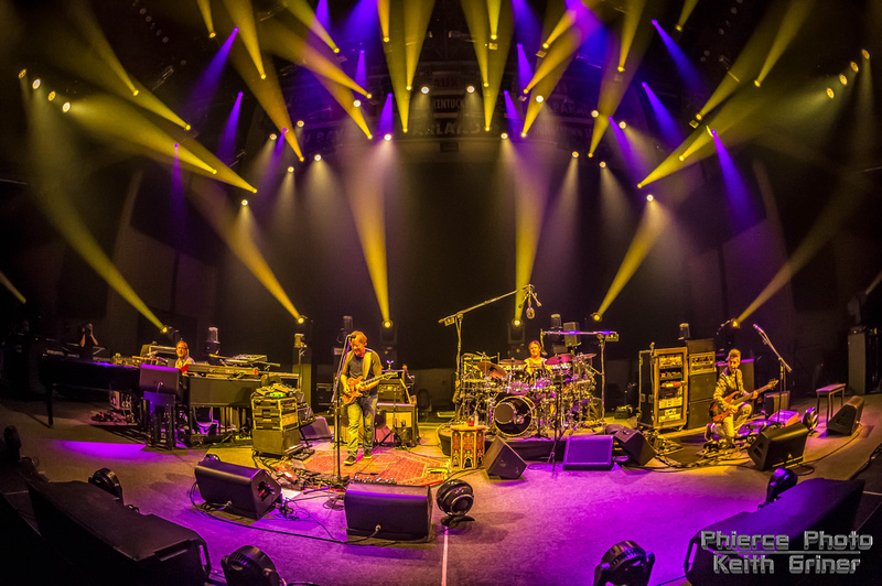 Phish, Nutter Center,Dayton, Oh, July 18, 2017_PRC3132-Edit