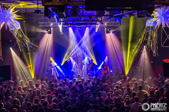 Greensky Bluegrass - The Vogue - Indianapolis, Indiana - FX Media Solutions/©Phierce Photography by Keith Griner - All Rights Reserved - 2014