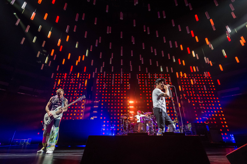 Red Hot Chili Peppers, Indianapolis, Indiana,May 18, 2017_Phierce Photo-_PRC0535