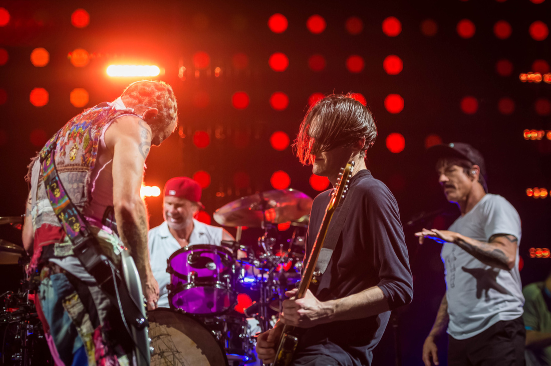 Red Hot Chili Peppers, Indianapolis, Indiana,May 18, 2017_Phierce Photo-_PRC0555
